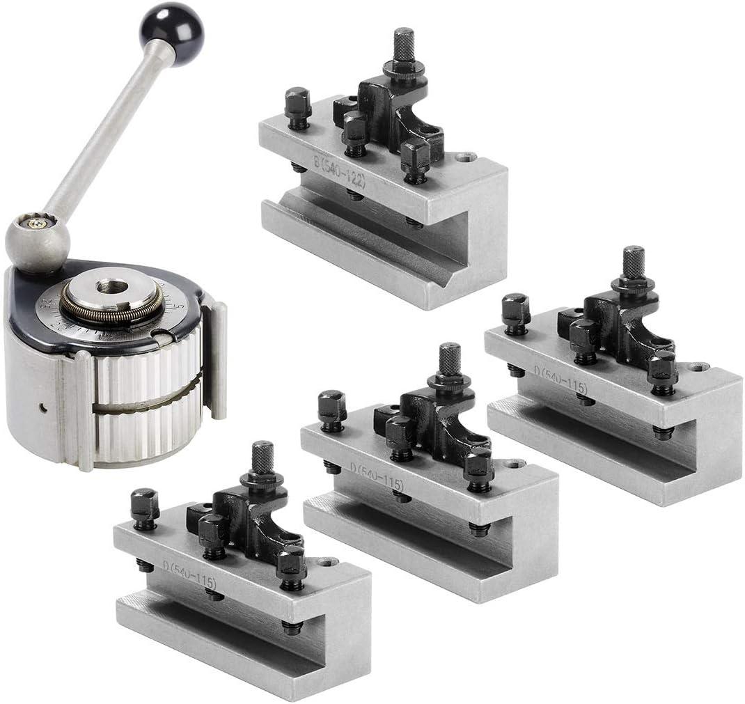 WABECO Schnellwechsel Stahlhalter Set Größe Aa System Multifix 10793