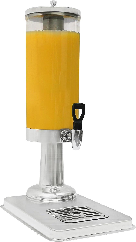 Estilo Heavy Duty Stainless Steel Drink Dispenser, 3.5L