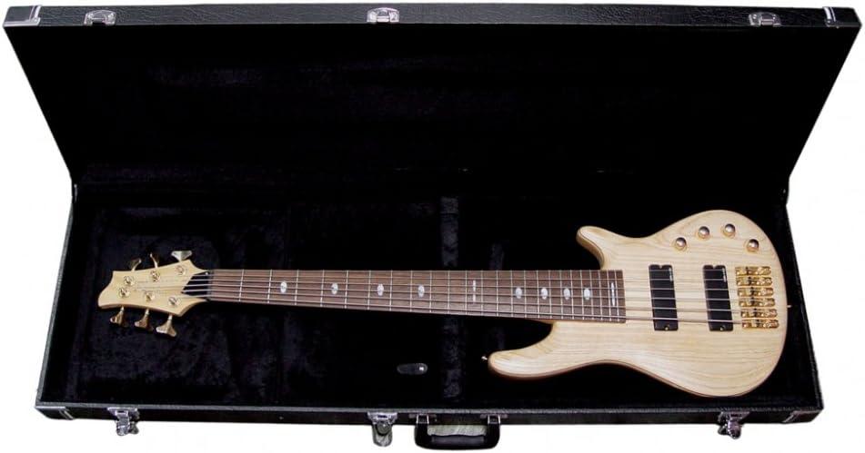 Woodbrass BGC100 BL - Estuche para bajo: Amazon.es: Instrumentos musicales