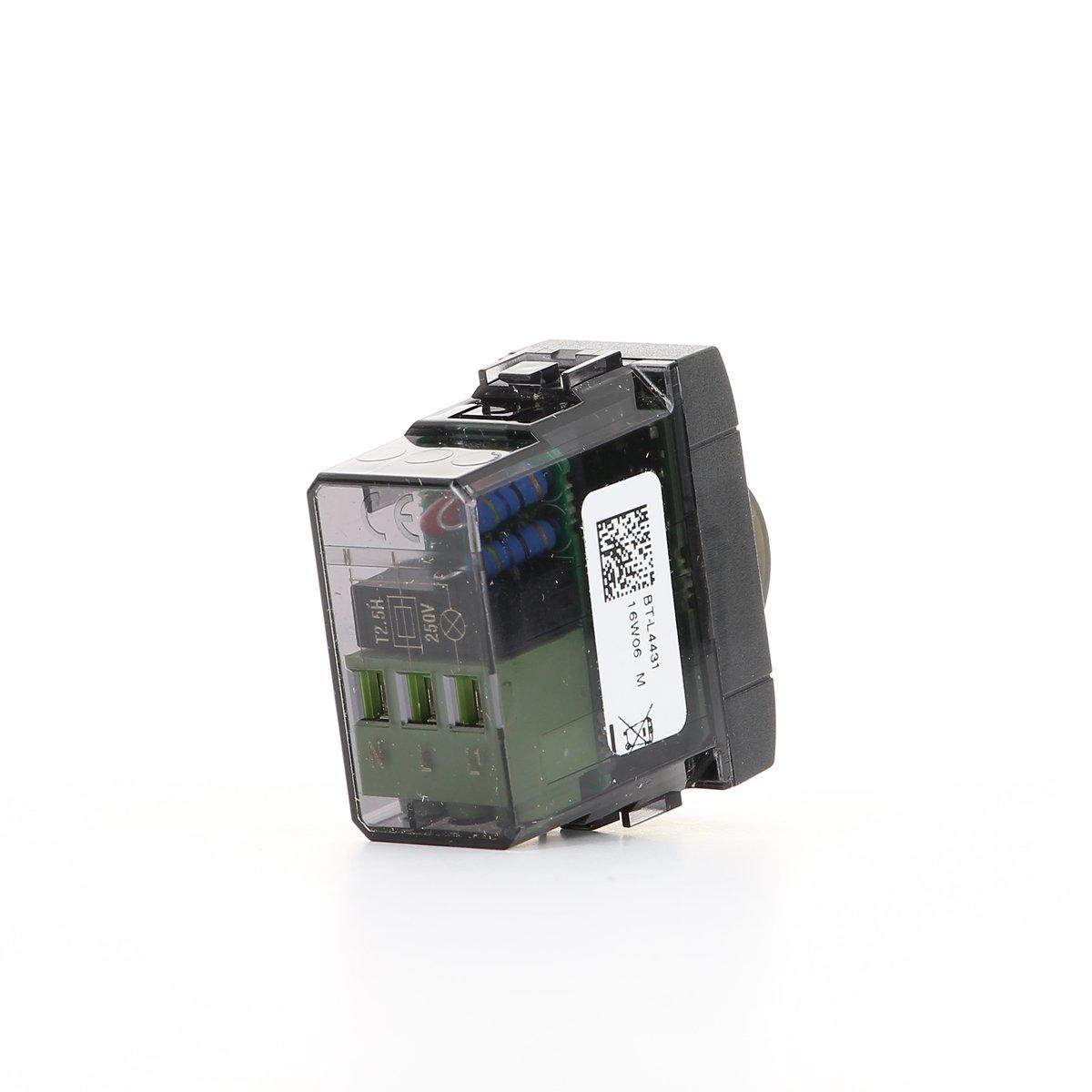 Bticino livinglight - Interruptor infrarrojos pasivos 200w living internacional: Amazon.es: Bricolaje y herramientas