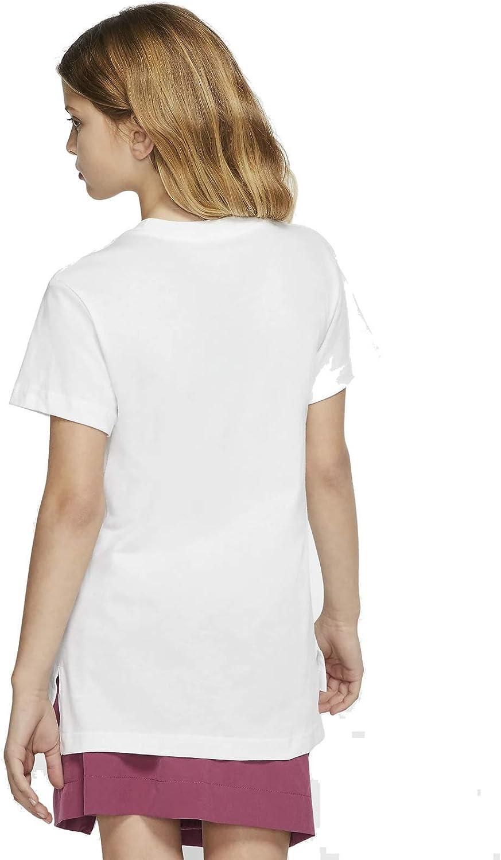 Desconocido G NSW tee Dptl Basic Futura Camiseta de Manga Corta Ni/ñas