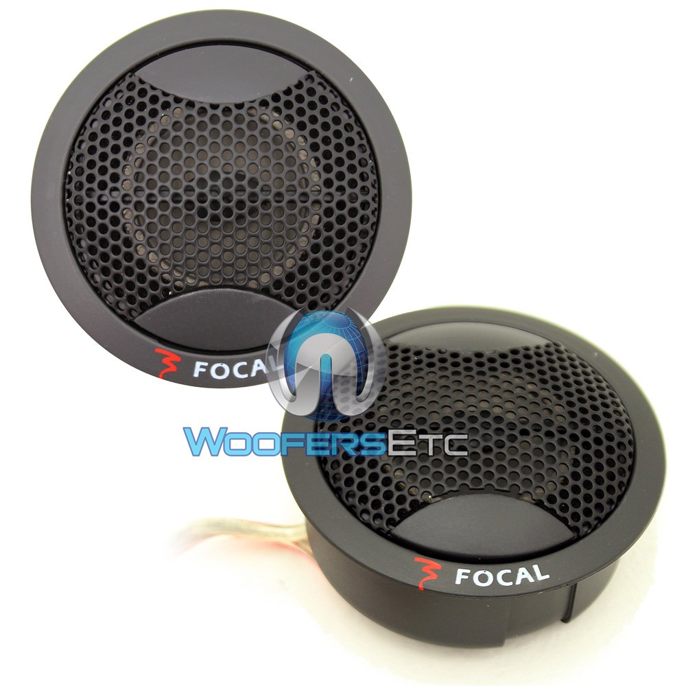 TN-52 - Focal 150W Max K2 Power Tweeters