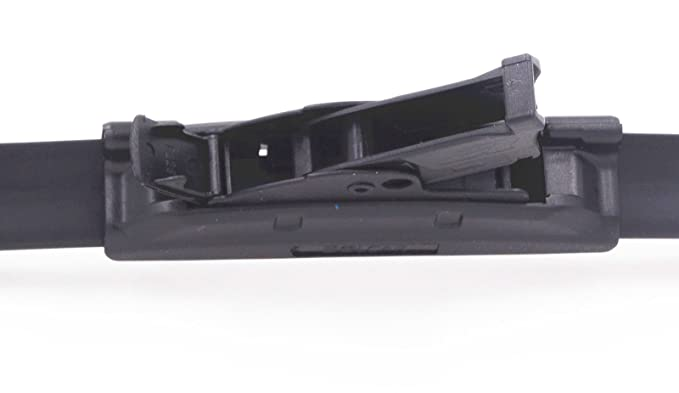 Pack 2x Escobillas limpiaparabrisas flexibles universal 15