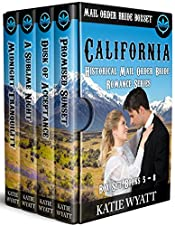 California  Mail Order Bride Box Set Books 5 - 8: Historical Mail Order Bride Romance Series (California Historical Mail Order Bride Romance Series Book 10)