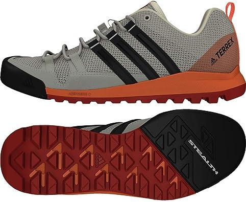 Adidas Terrex Solo W, Zapatillas de Trail Running para Mujer, Gris (Gridos/Carbon/Cortiz 000), 36 EU: Amazon.es: Zapatos y complementos