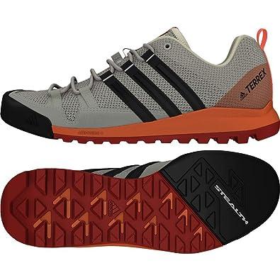 new product e03f6 a0535 adidas Terrex Solo W, Chaussures de Trail Femme Amazon.fr Chaussures et  Sacs