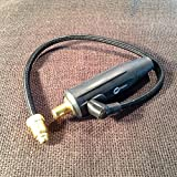 Miller 195378 Adapter,Torch-Intnl Style Gas(#17)