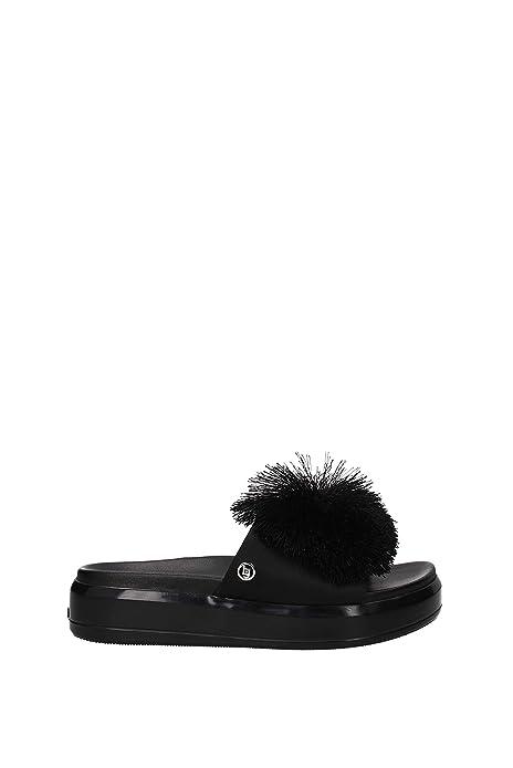 Zapatillas y Zuecos Liu Jo Mujer - Tejido (B18041T042622222) 39 EU