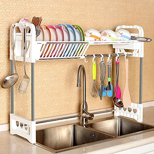 LDFN Tableware Rack Plate Rack Sink Drain Rack Rack Kitchen