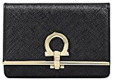 Salvatore Ferragamo Salvatore Ferragamo Women's Gancio Mini Wallet 614679