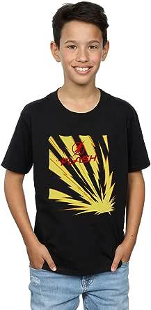 DC Comics Niños The Flash Lightning Bolts Camiseta