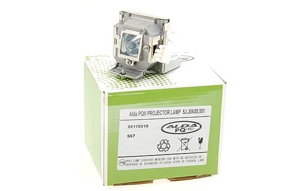 Alda PQ Premium, lámpara para proyector 5J.J0 A05.001 para BENQ ...