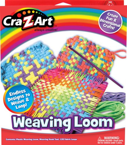 (Cra-Z-Art Wonderful Weaves (12413))