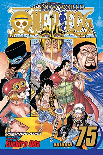 One Piece, Vol. 75 (75)