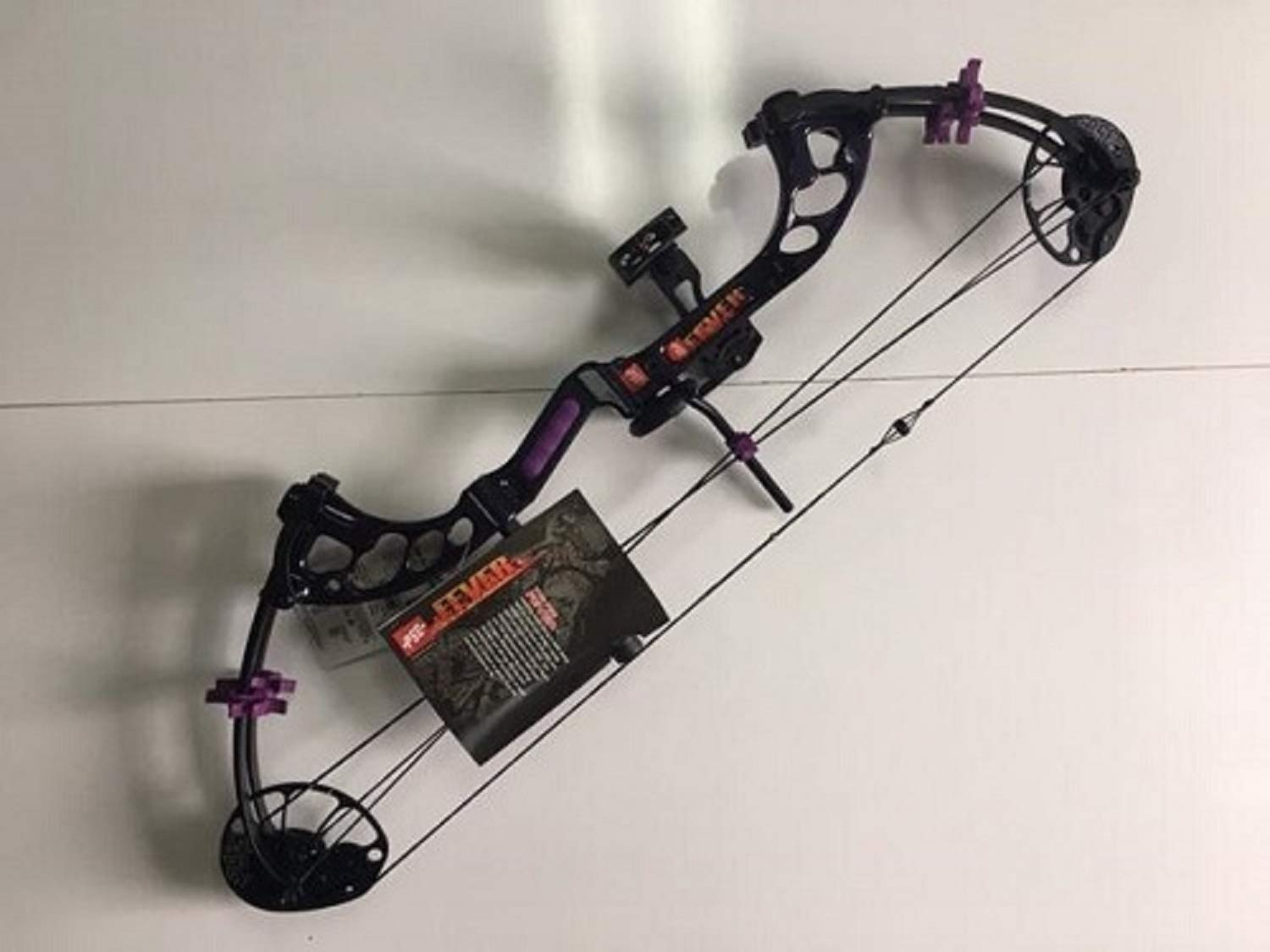 Custom RTS Package 11 to 29 Close Out PSE Details About Fever Purple RAIN 8-60LB