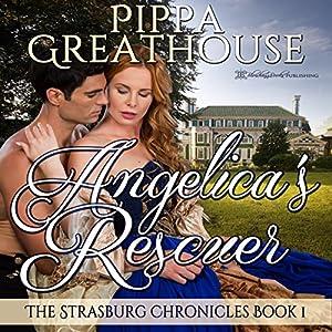 Angelica's Rescuer Audiobook
