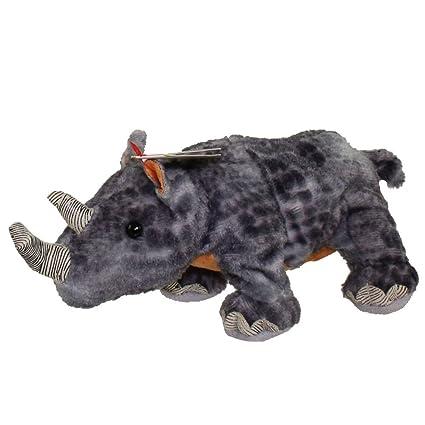 951562a92b2 Amazon.com  TY Beanie Baby - NAMI the Rhino (Internet Exclusive)  Toys    Games