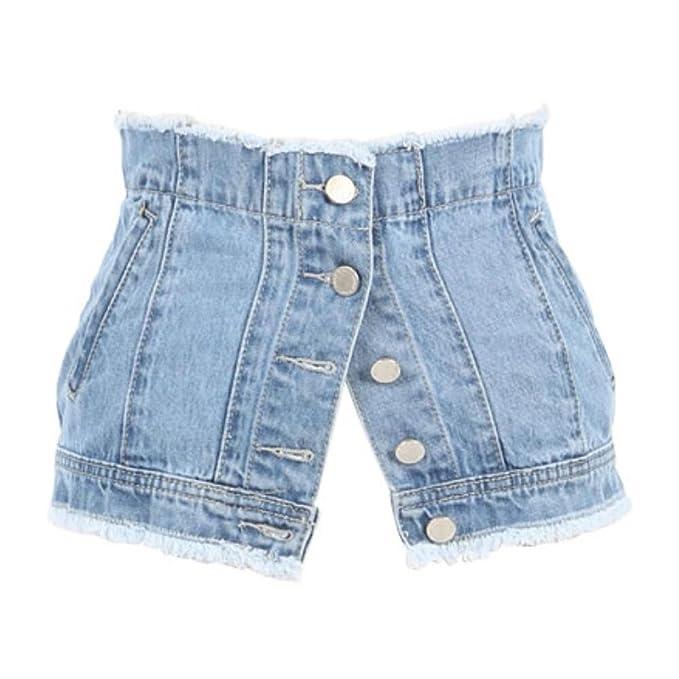 AINIF Cinturones Damas Pantalones Vaqueros, Pantalones De ...