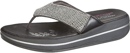 Skechers Women 41055 Platform Sandals