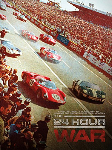 The 24 Hour War (Top Gear Best Cars)