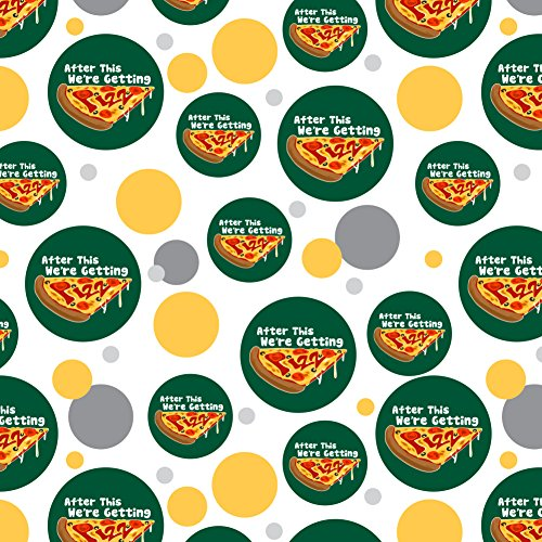 How to buy the best pizza wrapping paper christmas?