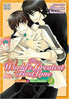 """Worlds Greatest First Love Gn Vol 02"" - por Shungiku Nakamura 978-1421579177 PDF iBook EPUB"