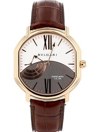 low priced db207 0829b Amazon | [ブルガリ] BVLGARI 腕時計 BRRP44C14GLPS ダニエル ...