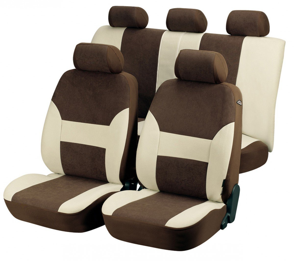 Amazon.es: Fundas para asientos de coche, set completo, Fiat ...
