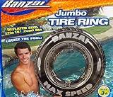 Banzai Jumbo Tire Ring