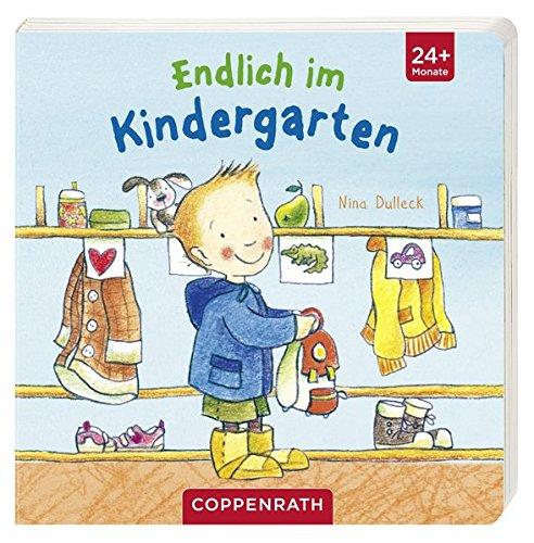 Endlich im Kindergarten: (Verkaufseinheit) (Bücher für die Kleinsten)