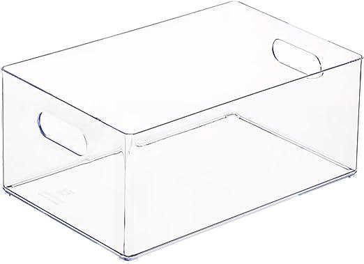OC ORDEN EN CASA Y MUCHO MAS Caja Transparente para organizar ...