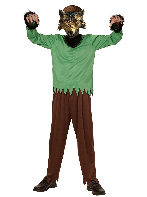 Generique Disfraz de hombre lobo niño Halloween: Amazon.es ...