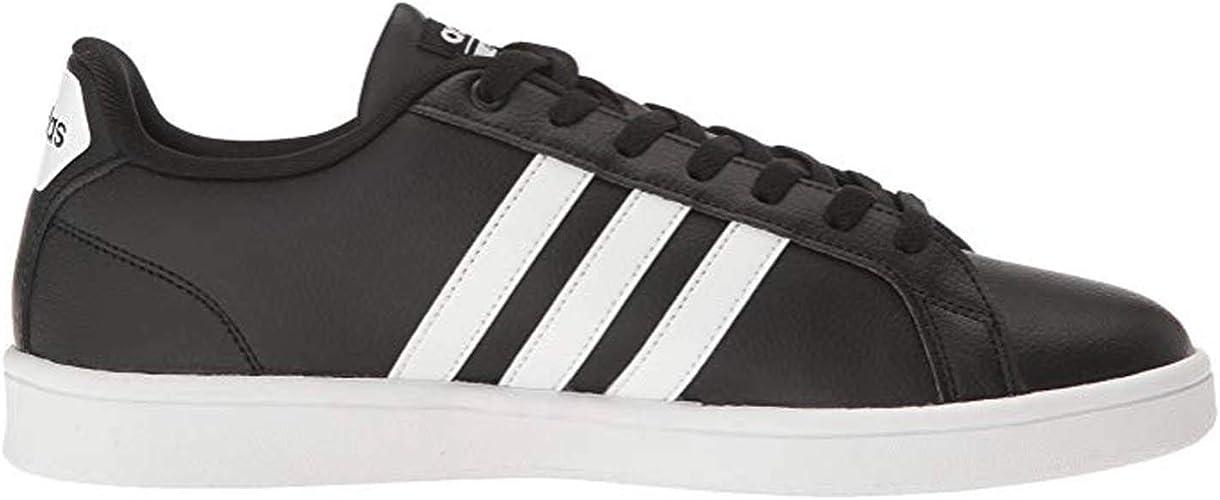 adidas neo advantage on feet