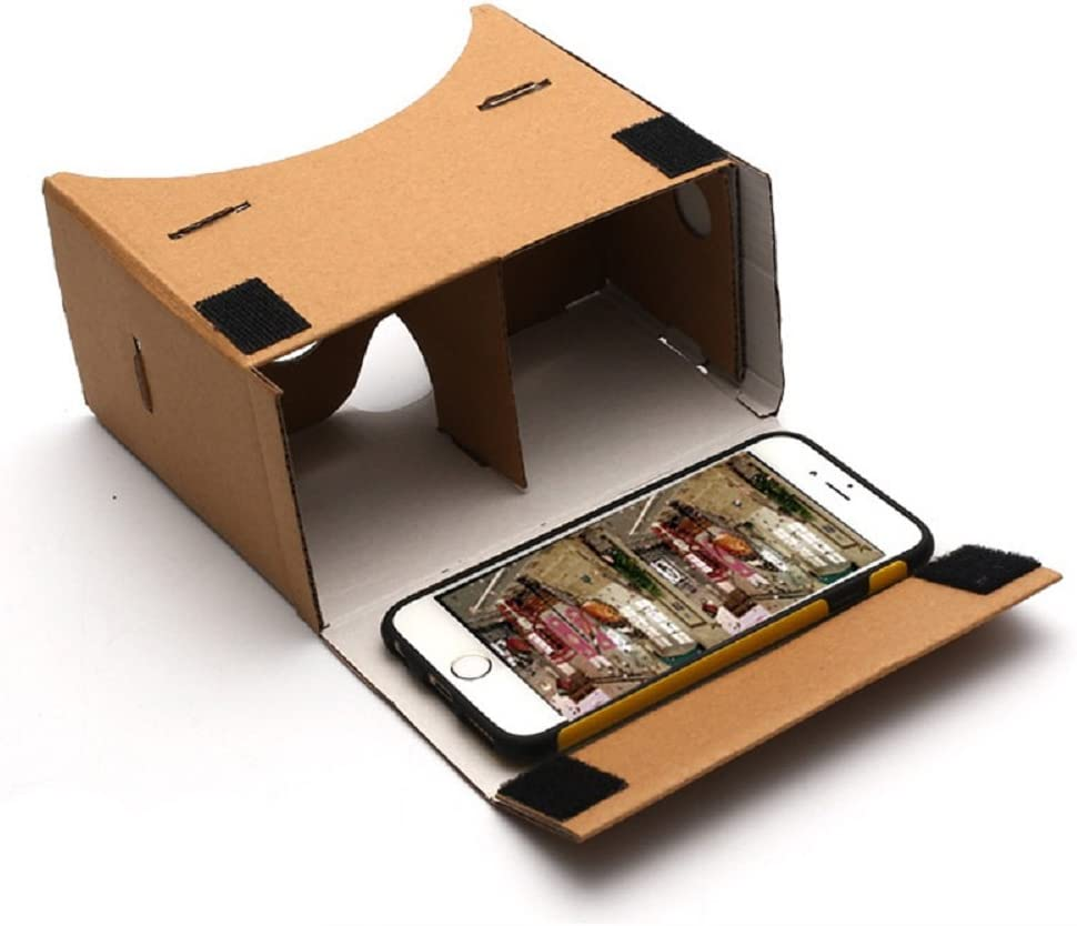 : Virtual Reality Glasses Google Cardboard Glasses