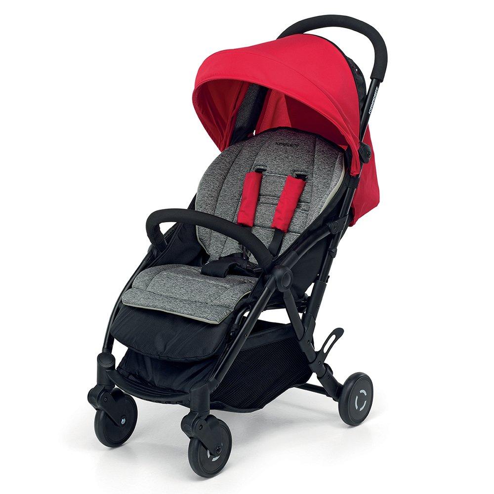 Foppapedretti Boarding - Silla de paseo ligera y super compacta, color rojo product image