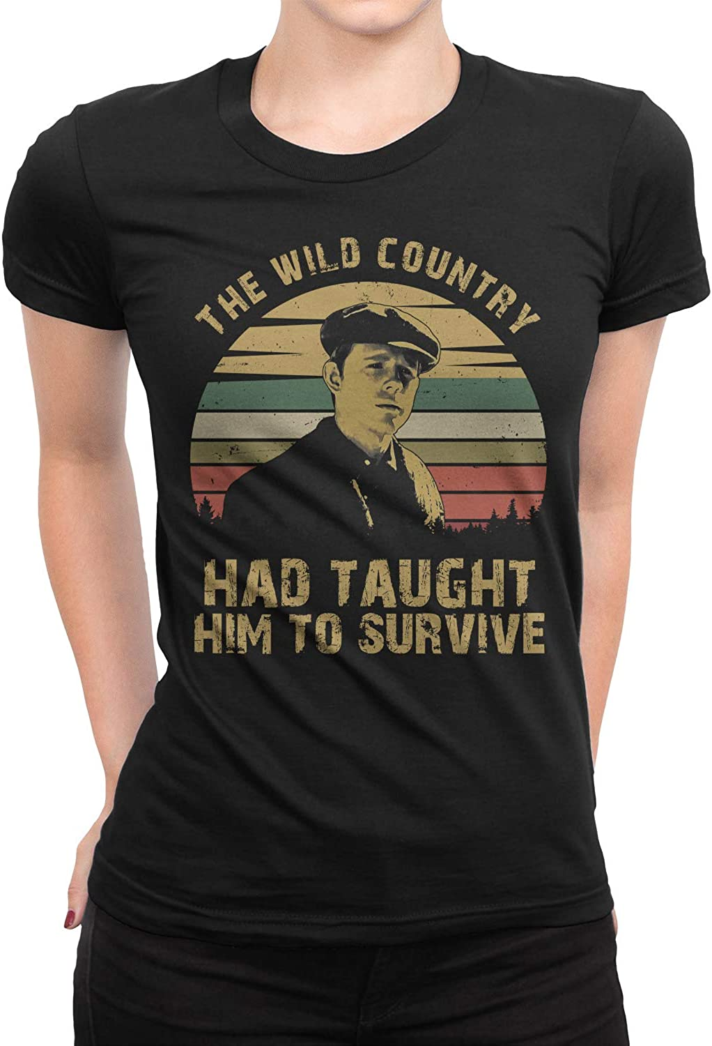 The Country Had Taught Him to Survive Vintage T-Shirt