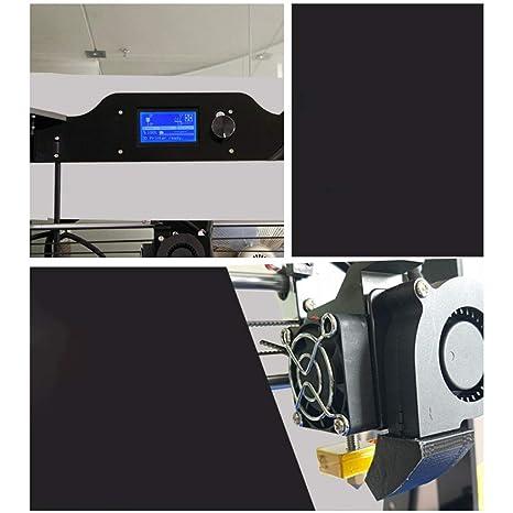 XHZ-Z Impresora 3D Casera, X8 Talla Grande Alta Precisión ...