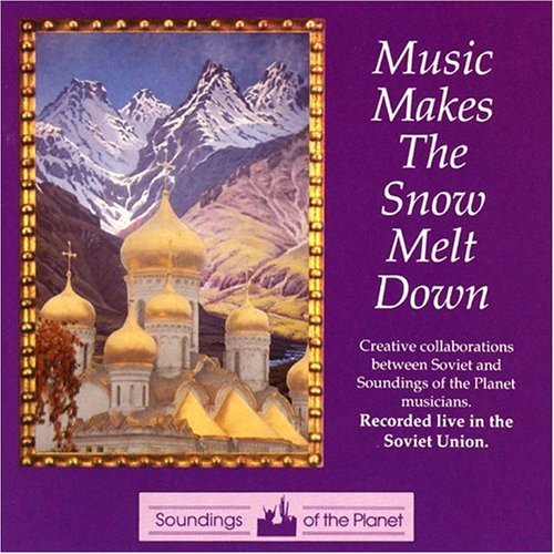 Music Makes Sale item the Snow Melt Planet Down: Soviet Max 76% OFF Soundings of