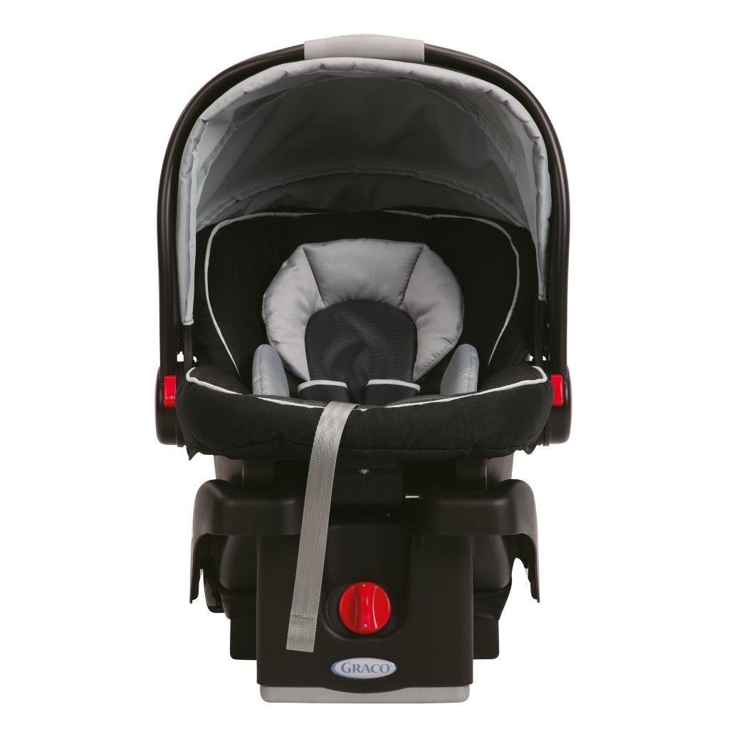 Amazon.com  Graco SnugRide Click Connect 35 Infant Car Seat Gotham  Baby  sc 1 st  Amazon.com & Amazon.com : Graco SnugRide Click Connect 35 Infant Car Seat ...