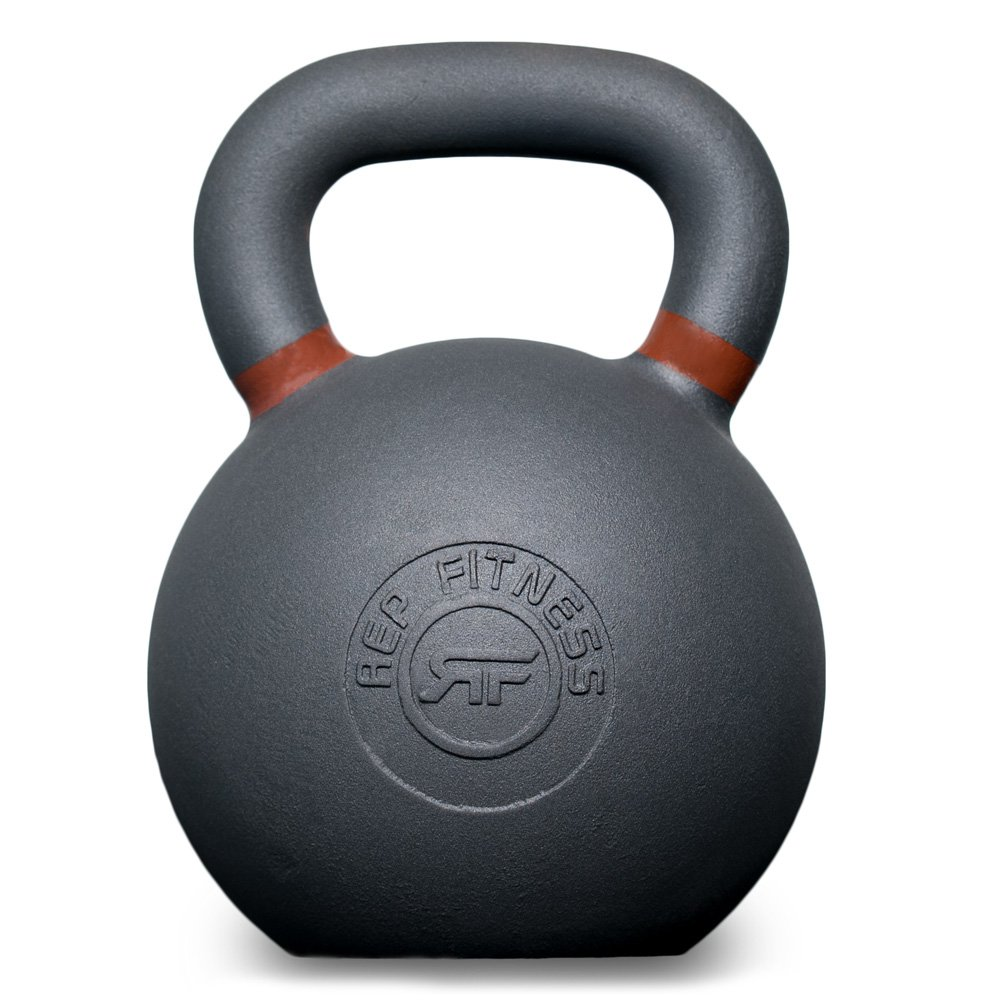 Rep LB Kettlebells for Strength Training and HIIT Workouts, 5-100 lb Options