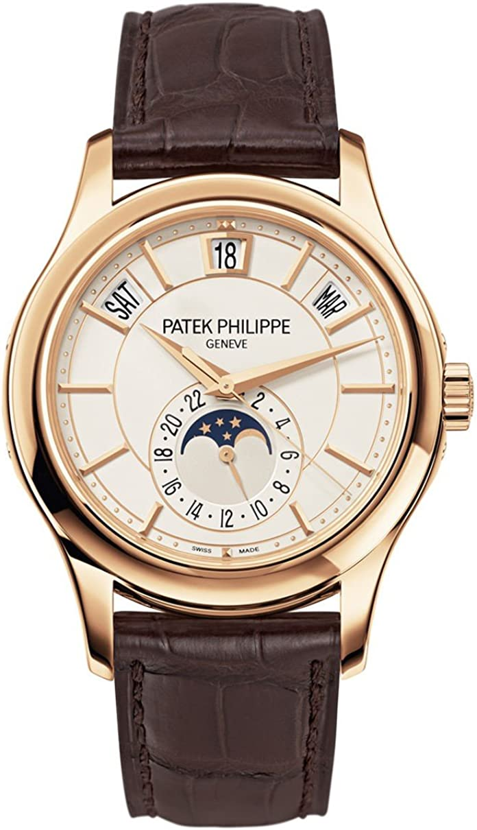 Patek Philippe Complications Annual Calendar 40mm Rose Gold Watch 5205R-001