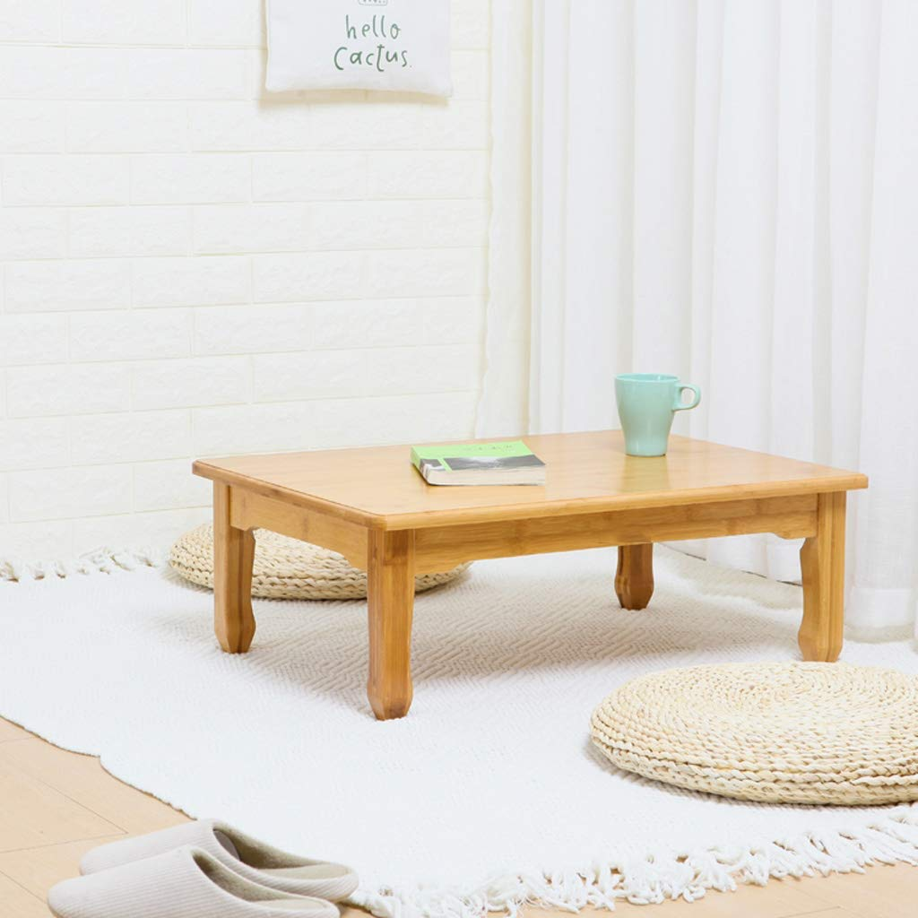 Size : 60 * 40 * 50cm ZHAOSHUNLI Table à Manger Table ...