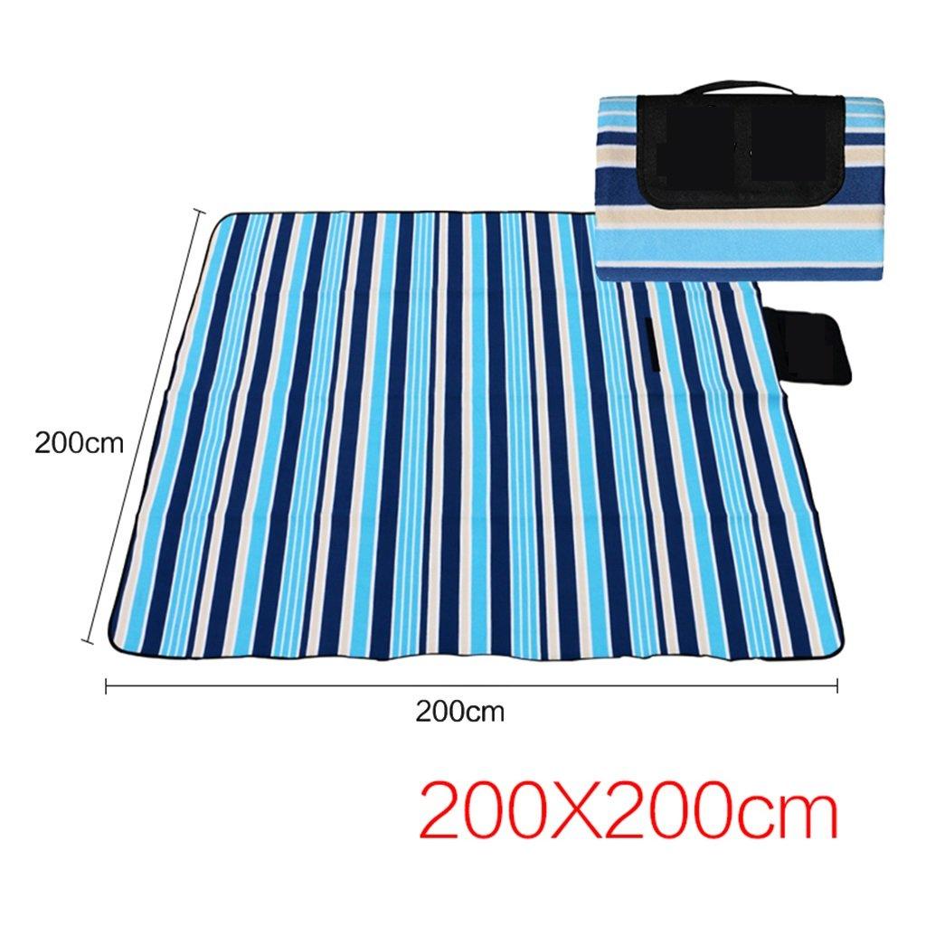 ERRU-Feuchtraum-Pad Outdoor Camping Feuchtigkeitsfeste Matte Portable Sleeping Foldable Pad Waterproof Feuchtigkeit