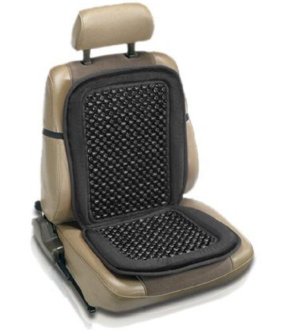 para todos los asientos de coche con alcance normal de respaldo de madera de asiento de bolas con cuentas de madera