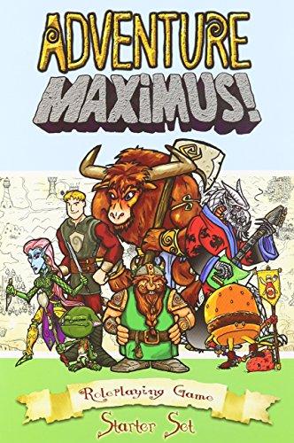 Adventure Maximus! Roleplaying Game Starter Set ()