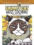 Creative Haven Grumpy Cat Hates Coloring: Coloring Book (Adult Coloring)