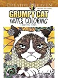 img - for Creative Haven Grumpy Cat Hates Coloring: Coloring Book (Adult Coloring) book / textbook / text book