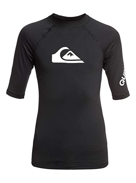 QUIKSILVER All Time - S/SL Surf tee Niños