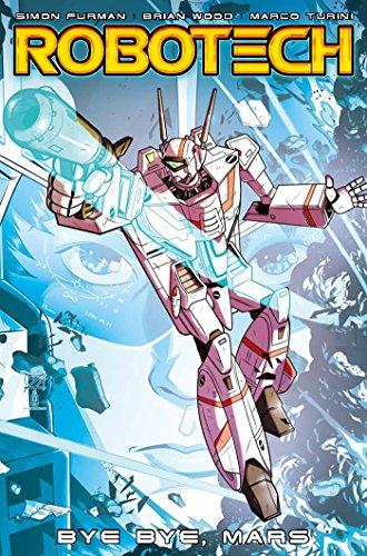 Robotech Volume 2 - Bye Bye Mars by Titan Comics