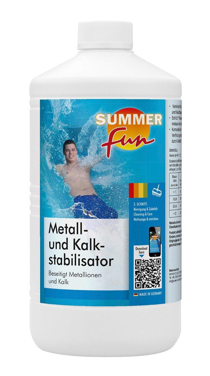 Summer Fun 502010780 - Producto de limpieza para piscinas (verano): Amazon.es: Jardín
